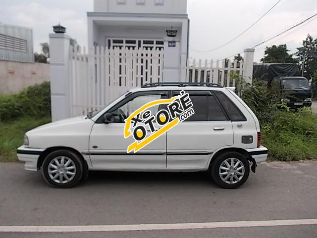 Bán ô tô Kia CD5 sản xuất 2000, màu trắng