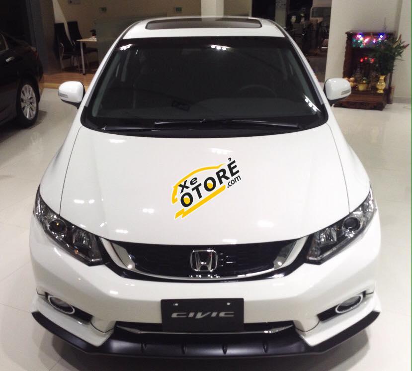 Bán xe Honda Civic 2.0 AT mới, giá giảm mạnh liên hệ 0903120712