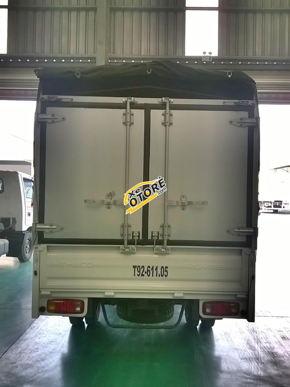 Bán xe tải Kia Frontier 125 - tải 1.25 tấn - thùng mui bạt