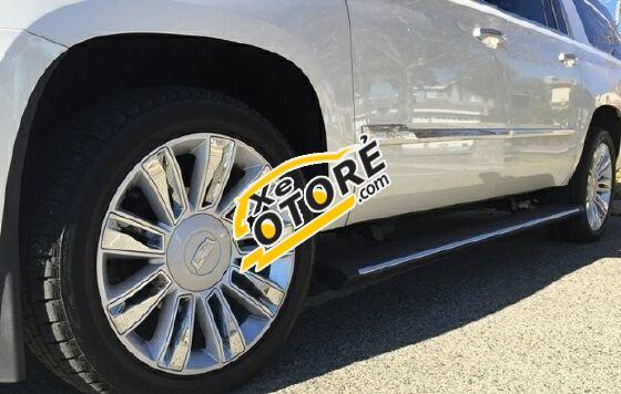 Auto bán ô tô Cadillac Escalade Platium AT năm 2016, màu trắng, nhập khẩu nguyên chiếc