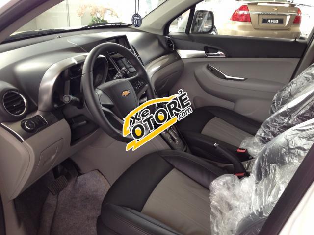 Bán xe Chevrolet Orlando 1.8 LTZ, 7 chỗ