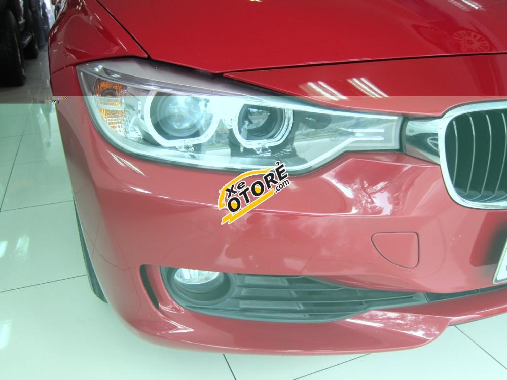 Trúc Anh Auto bán xe BMW 3 Series 320i đời 2013, màu đỏ, nhập khẩu