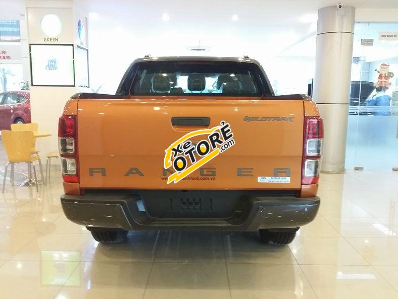 Bán xe Ford Ranger 2.2L Wildtrak 4x2 2016, nhập khẩu