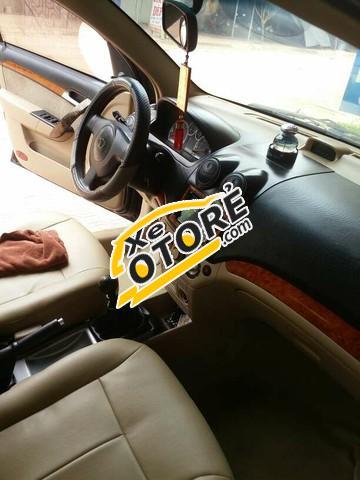 Chính chủ bán xe Daewoo Gentra 2009, màu đen