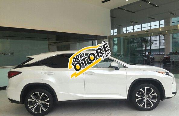 Lexus Thăng Long bán xe Lexus RX 350 đời 2016, màu trắng, nhập khẩu nguyên chiếc