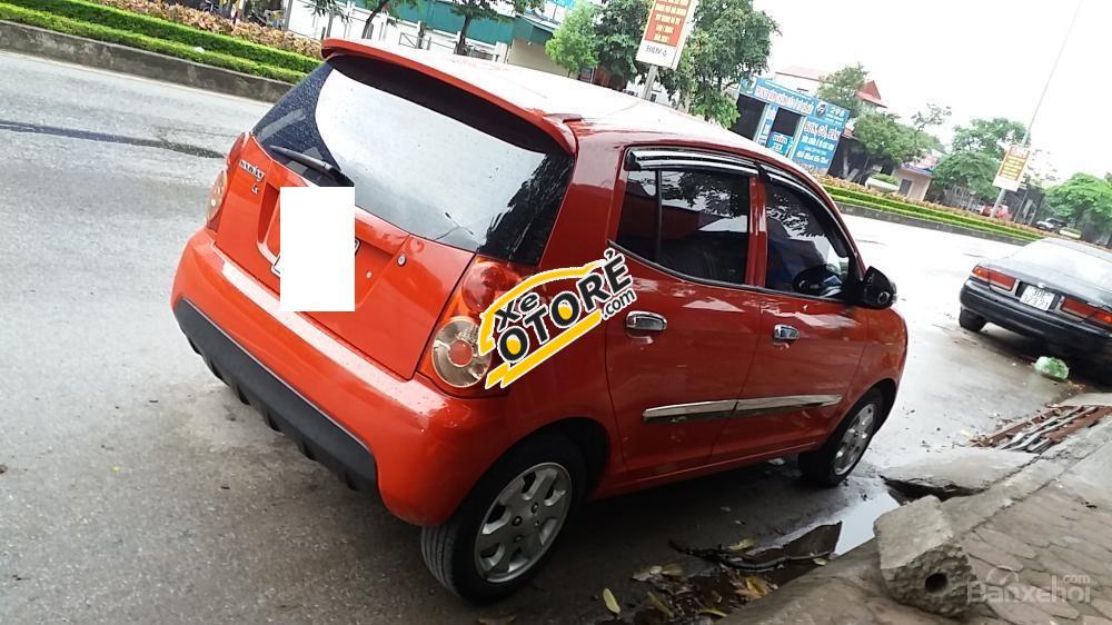 Bán Kia Morning năm 2013, màu đỏ nhập từ Nhật, giá tốt 273tr