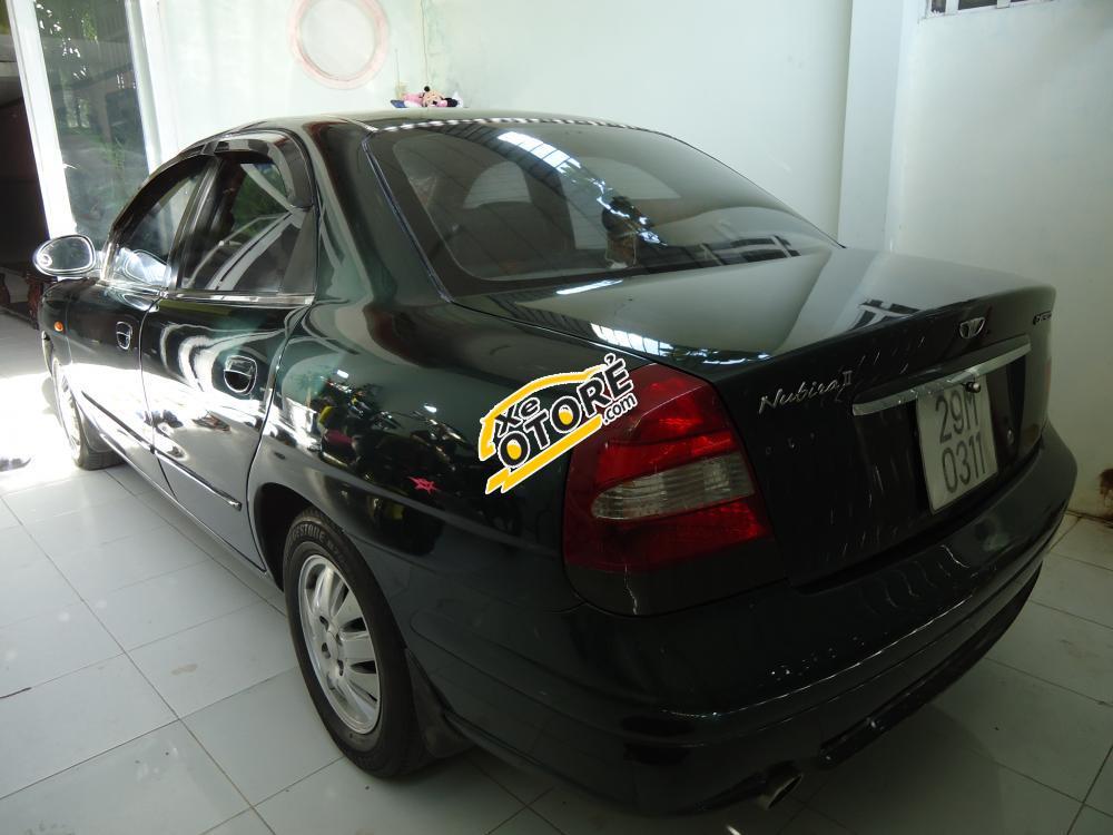 Bán xe Daewoo Nubira 2.0 ô tô dưới 200 triệu