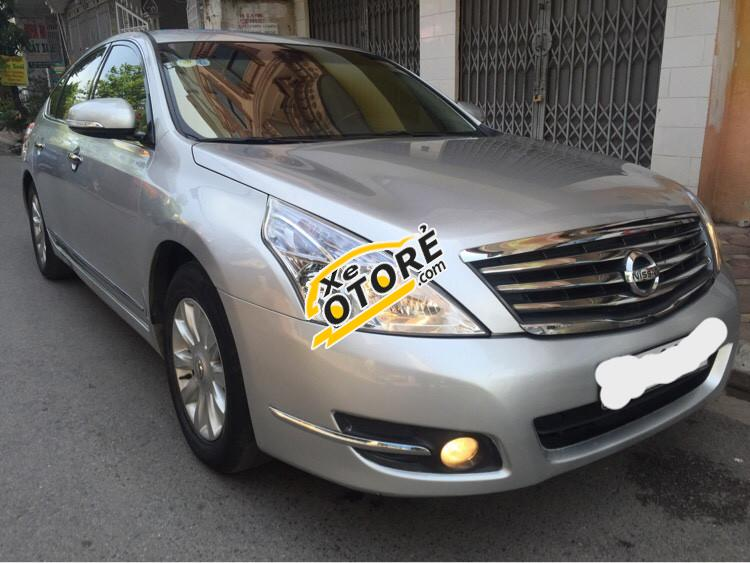 Bán xe Nissan Teana 2.0 TB đời 2010 nhập khẩu xe như mới, giá cực tốt