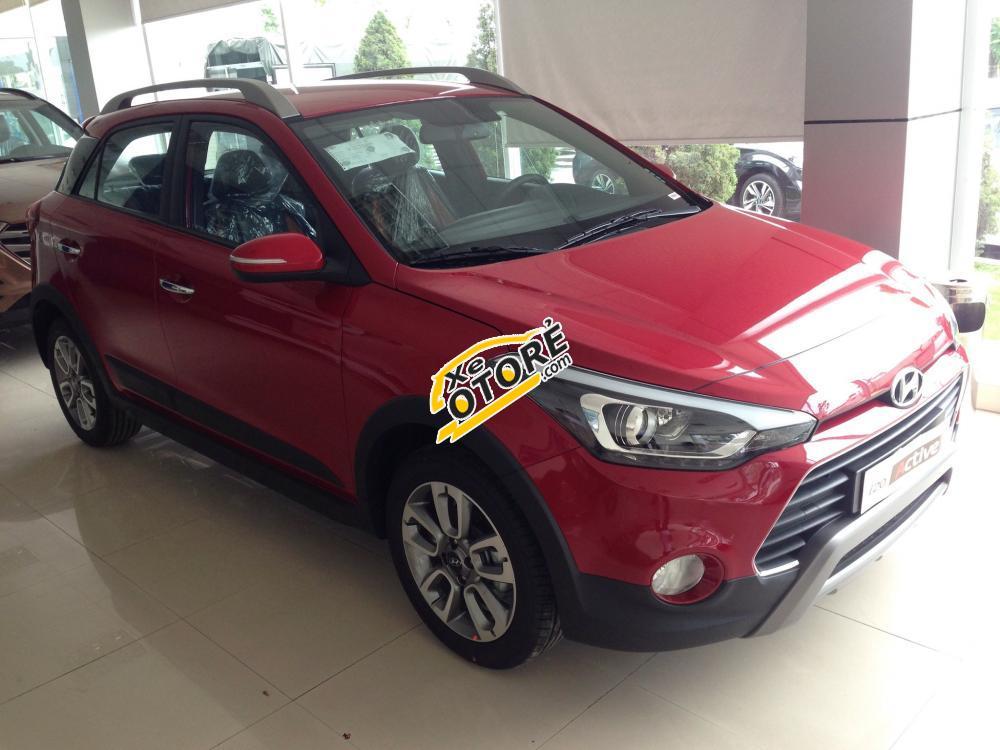 Hyundai Hải Phòng bán i20 Active nhập khẩu nhiều màu, có sẵn, hỗ trợ trả góp - Hotline: 0912.186.379