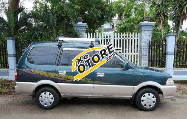 Mình cần bán Toyota Zace MT sản xuất 2002 số sàn