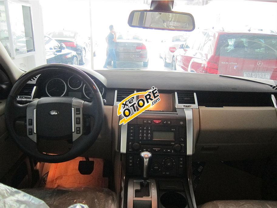 Trúc Anh Auto bán LandRover Range Rover Sport đời 2010, màu trắng, nhập khẩu nguyên chiếc