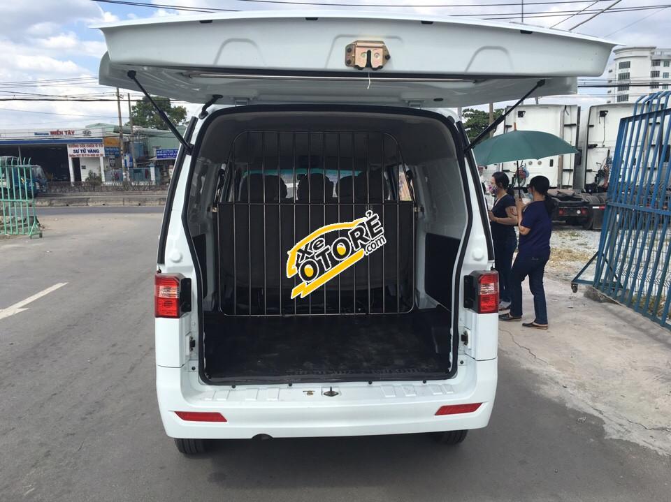Bán xe bán tải Dongben X30 đời 2016, màu trắng giá cạnh tranh