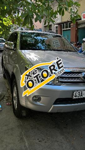 Cần bán gấp Toyota Fortuner đời 2009, giá 755tr