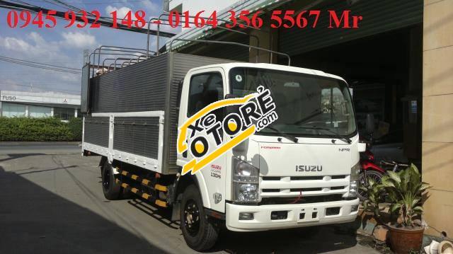 Xe tải Isuzu 3.9 tấn, xe tải Isuzu NPR 3.5 tấn