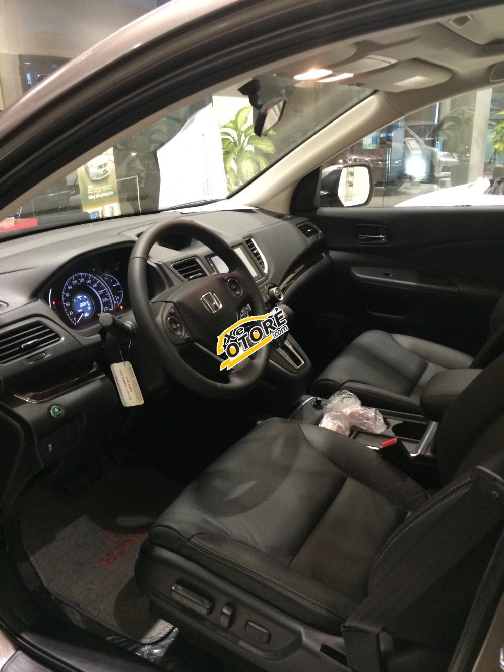 [Lâm Đồng] Honda Nha Trang bán xe Honda CR V 2.4 TG sản xuất 2017 giá tốt + phụ kiện + bảo hiểm, giao xe tận nơi