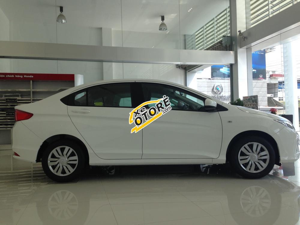 [Ninh Thuận]Honda Nha Trang Bán ô tô Honda City 1.5 MT 2017, màu trắng, tặng phụ kiện bảo hiểm liên hệ 0935158685
