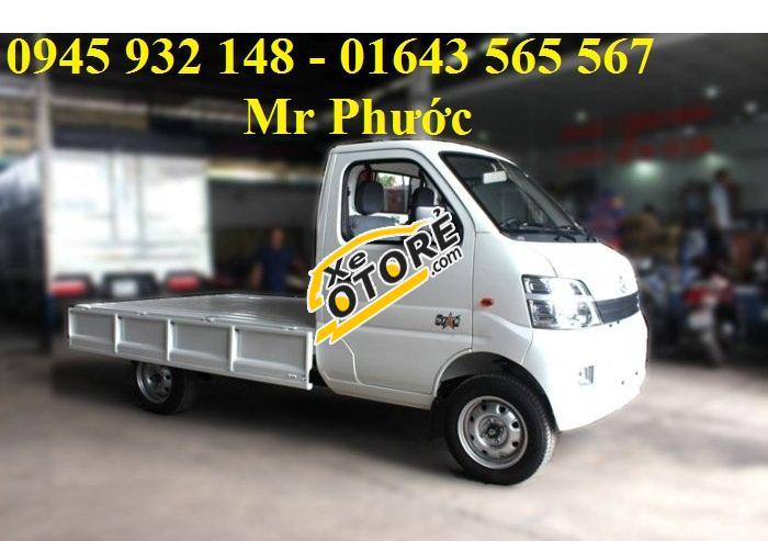 Xe tải Veam Star 860kg thùng kín có máy lạnh, xe tải nhẹ Veam 850kg tặng trước bạ 100%