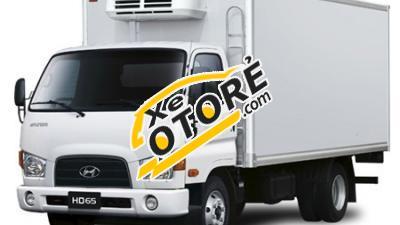 Bán xe tải Hyundai 3T5 nhập khẩu, Hyundai nâng tải HD72
