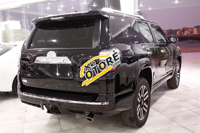 Bán xe Toyota 4 Runner sản xuất 2016, màu trắng, nhập khẩu nguyên chiếc