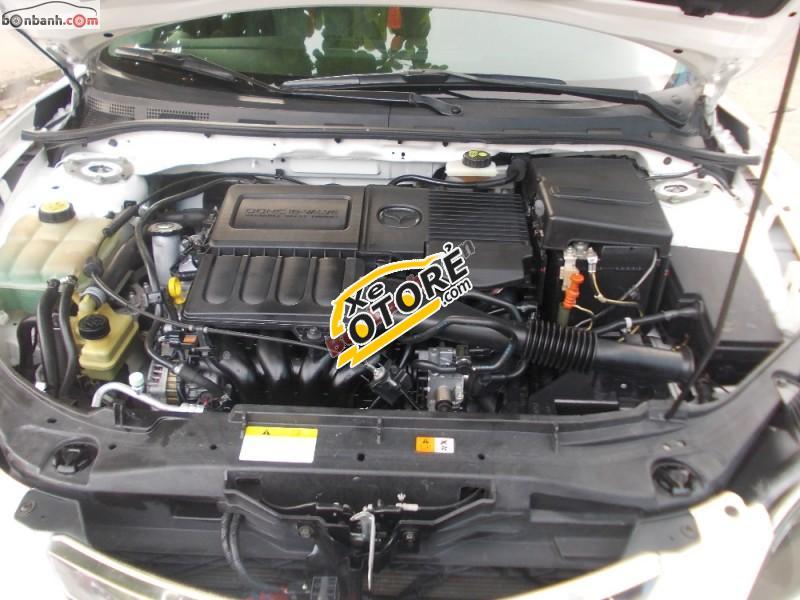 Bán Mazda 3 đời 2009, màu trắng, nhập khẩu chính hãng số tự động, 465 triệu
