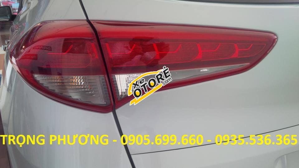 Bán Hyundai Tucson 2018 tại Đà Nẵng, cam kết giá rẻ nhất, có xe giao ngay
