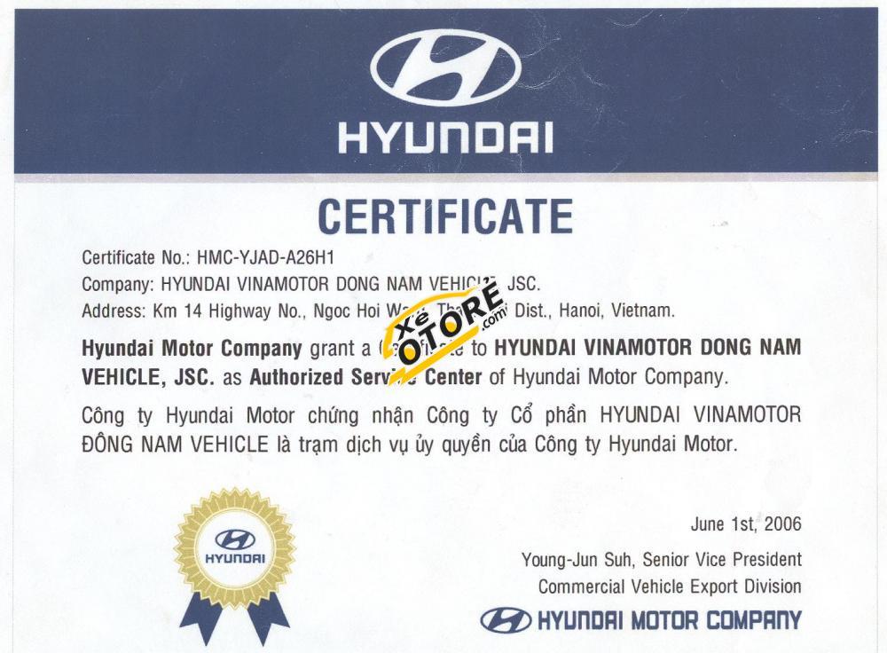 Hyundai Đông Nam, đầu kéo Hyundai Xcient 380Ps, nhập khẩu từ Hyundai Hàn Quốc- Hotline: 0981 032 808