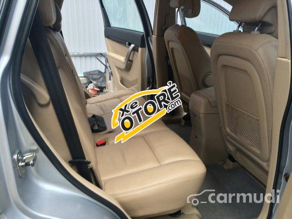 Bán Chevrolet Captiva LTZ AT đời 2012