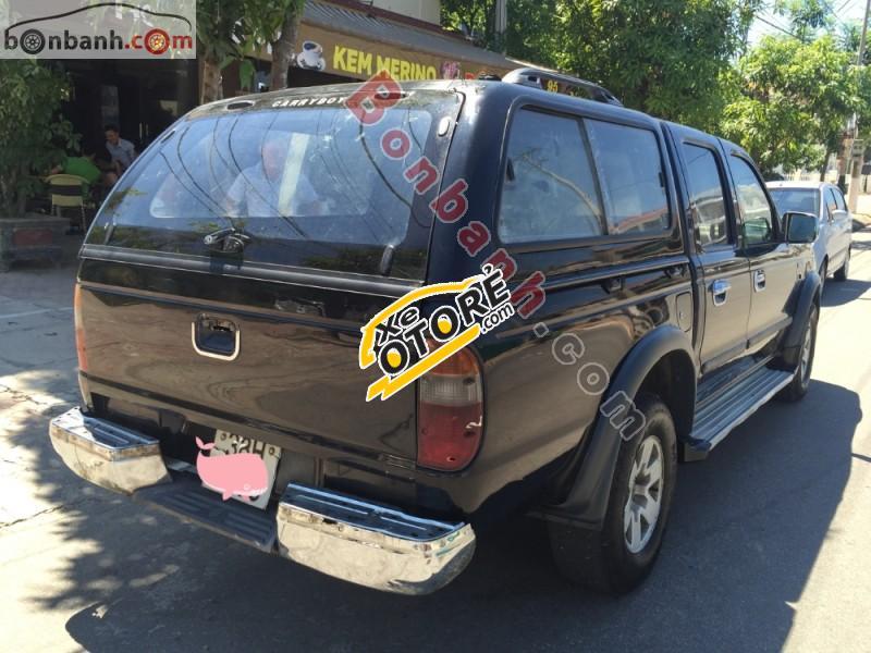 Bán Ford Ranger XLT đời 2003, màu đen