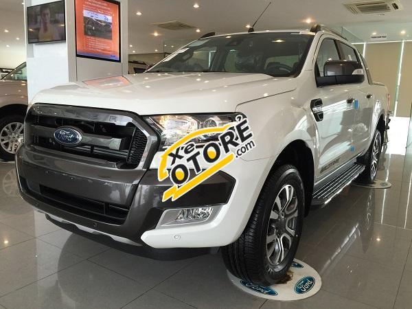 Bán Ford Ranger đời, màu trắng, nhập khẩu