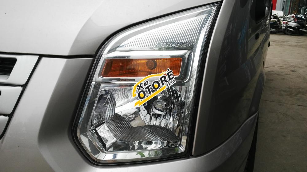 Mình cần bán xe Ford Transit Luxury 2015, màu bạc giá tốt nhất 0962943882