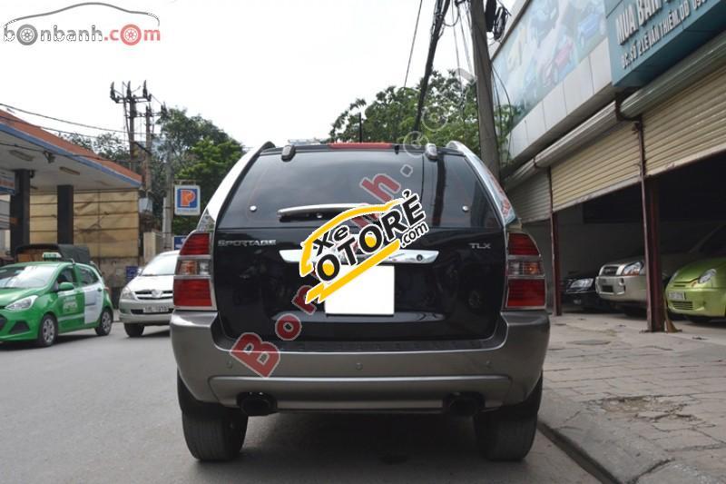 Tôi có xe Kia Sportage đời 2005, màu đen, nhập khẩu chính hãng cần bán