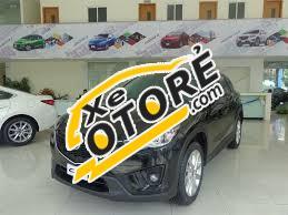 Bán xe Mazda CX 5 2.0 AT đời 2016, màu đen