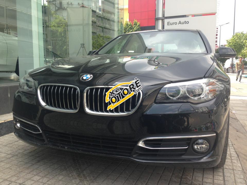 Cần bán BMW 5 Series 520i LCi đời 2015, xe nhập tại BMW Việt Nam