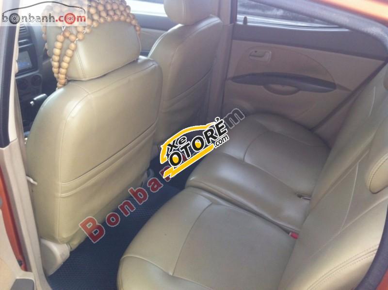 Cần bán lại xe Kia Morning SLX đời 2007, nhập khẩu Hàn Quốc số tự động
