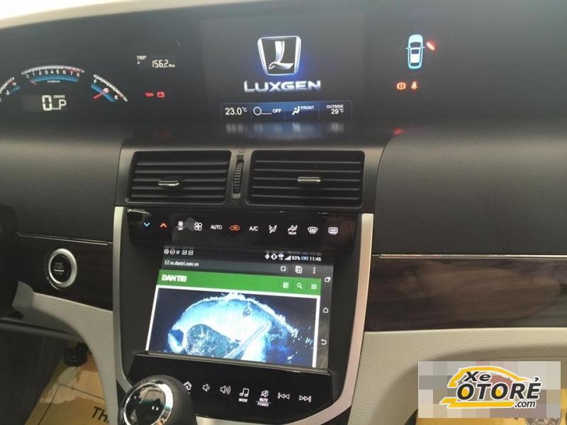 Luxgen M7 2.2 Eco Hyper 2016