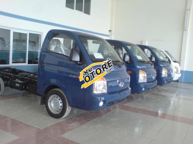 Xe Porter H100 mới 100% - LH 0946 05 1991 giá 430 triệu