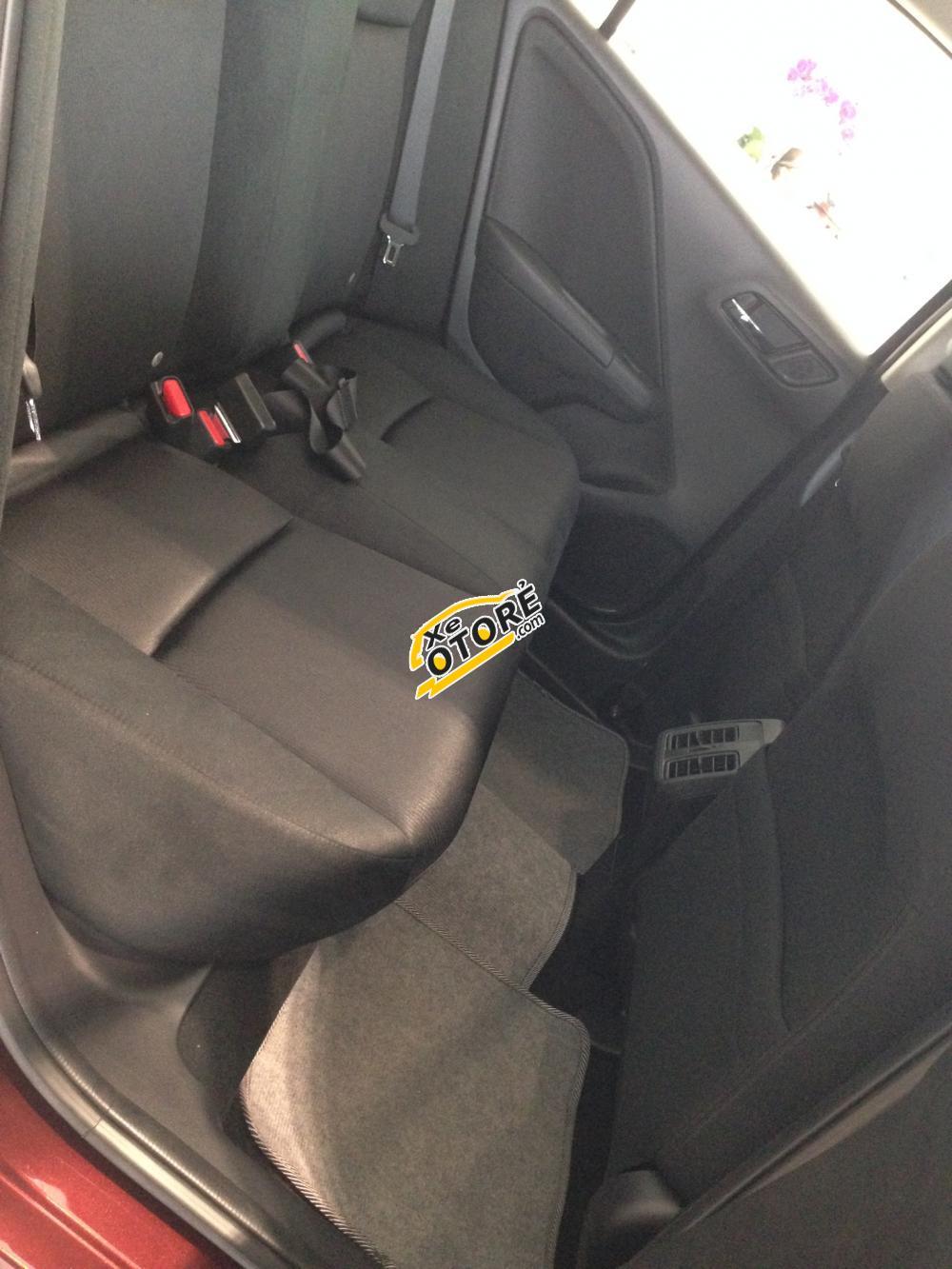 [Lâm Đồng]Honda Nha Trang bán Honda City đời 2017, màu đỏ giá 583tr + tặng bảo hiểm phụ kiện, giao xe tận nhà