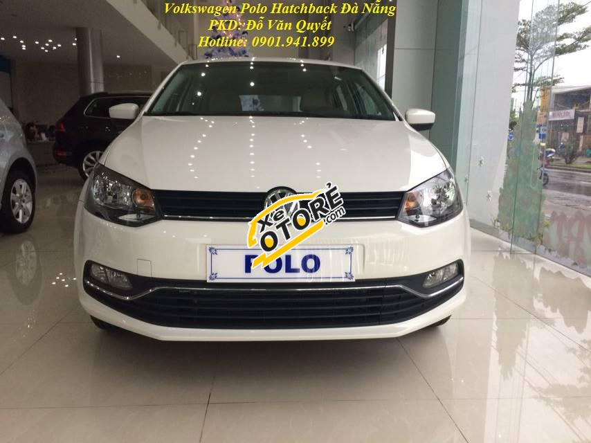 Volkswagen Polo 1.6L 6AT, màu trắng, nhập khẩu chính hãng. LH 0901.941.899 để nhận ưu đãi tốt nhất