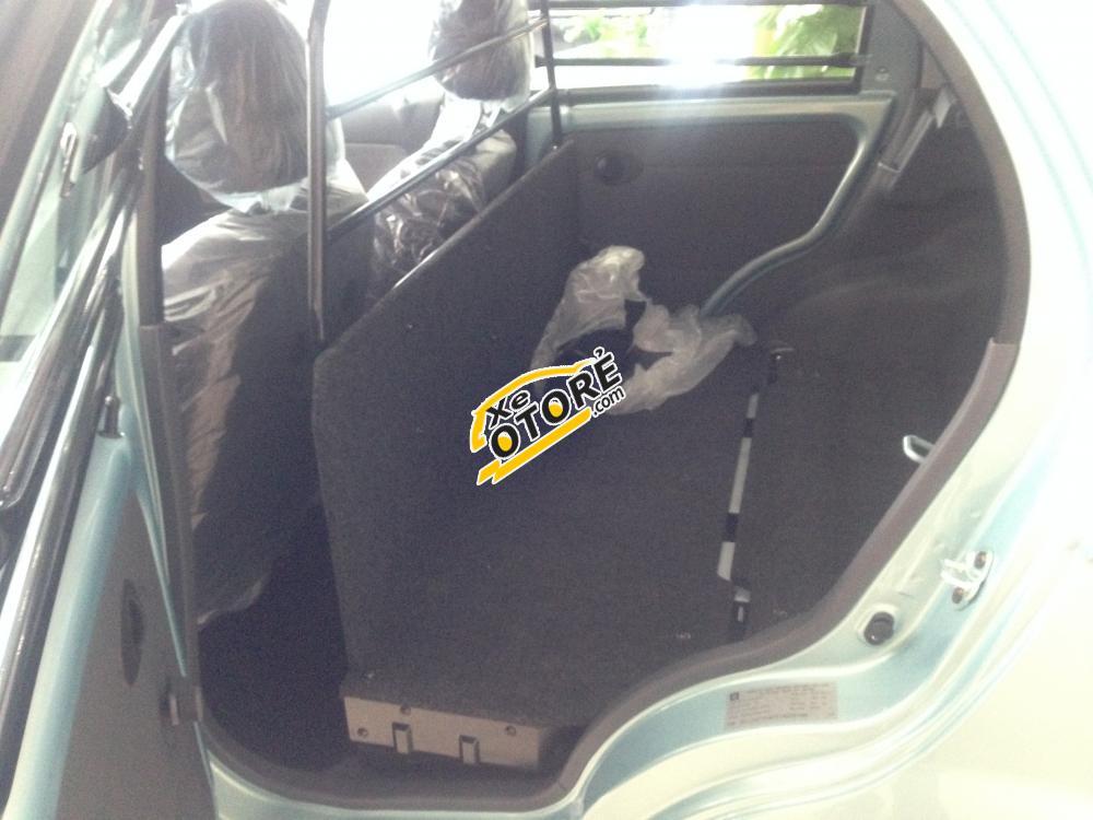 Bán xe Chevrolet Spark Van đời 2015 giá rẻ nhất tại Hà Nội