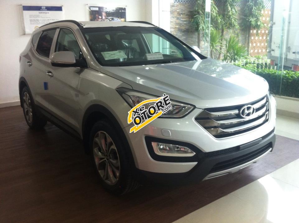 Xe Santa Fe 2016 Sport giá bán hấp dẫn - LH 0946 05 1991