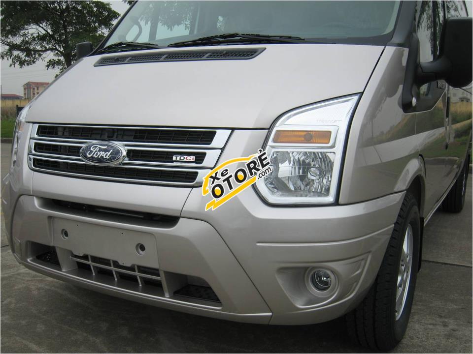 Ford Transit giải pháp hiệu quả cho kinh doanh ưu đãi ngay 50tr