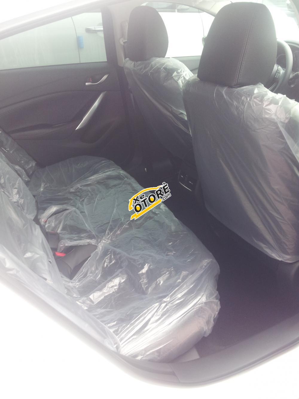 Mazda 6 2.0 All New, tặng bảo hiểm vật chất xe, giá tốt nhất Hà Nội cần bán