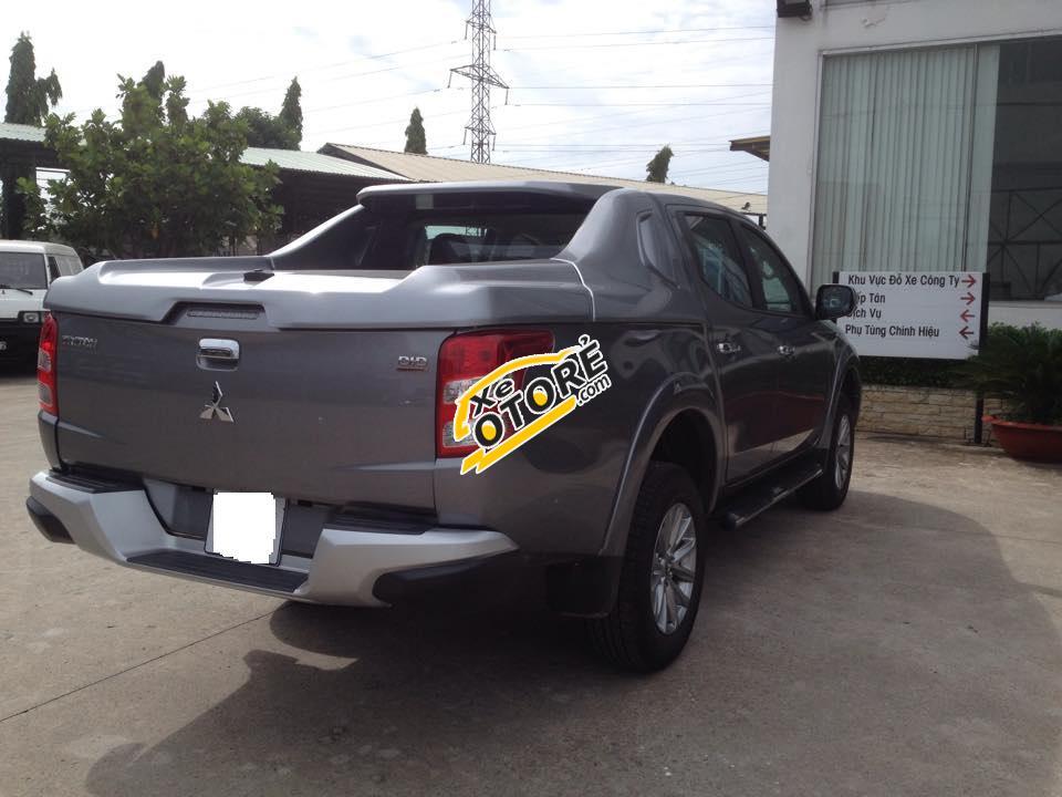 Bán xe Mitsubishi Triton 4x2 AT 2016 - Nhập khẩu nguyên chiếc - Nhận nhiều ưu đãi