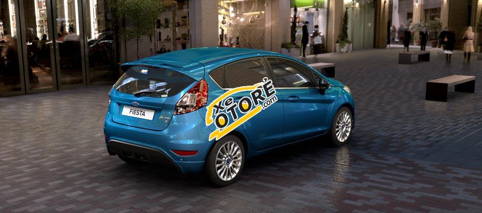 Ford Fiesta Sport AT đời 2016, giá chỉ 520  triệu VIN 2016