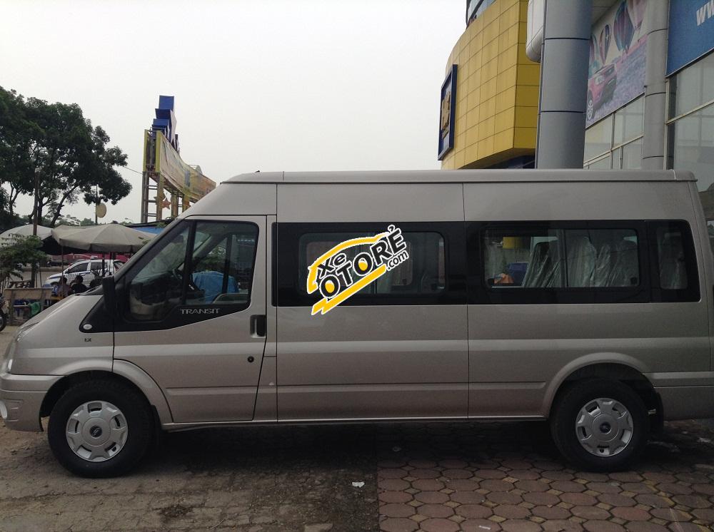 Ford Transit tiêu chuẩn mới tại Vĩnh Phúc, đủ màu, giá tốt nhất thị trường