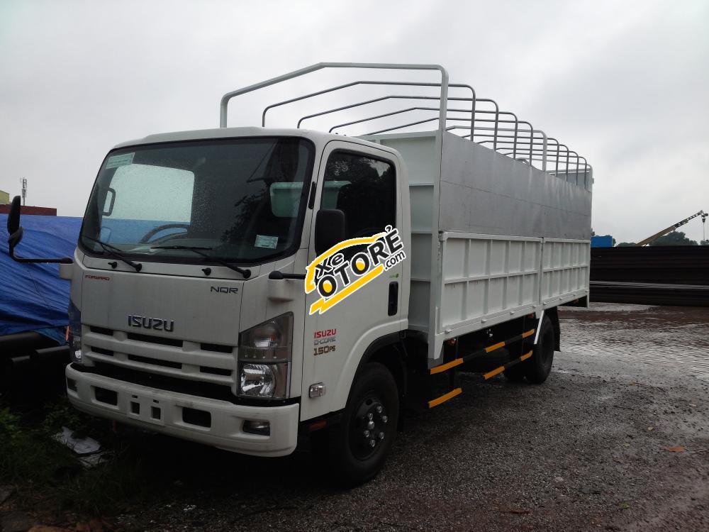 Bán xe tải Isuzu 5 tấn NQR75L 5.5 tấn, liên hệ Mr. Trường 0972752764, KM 20,8 triệu