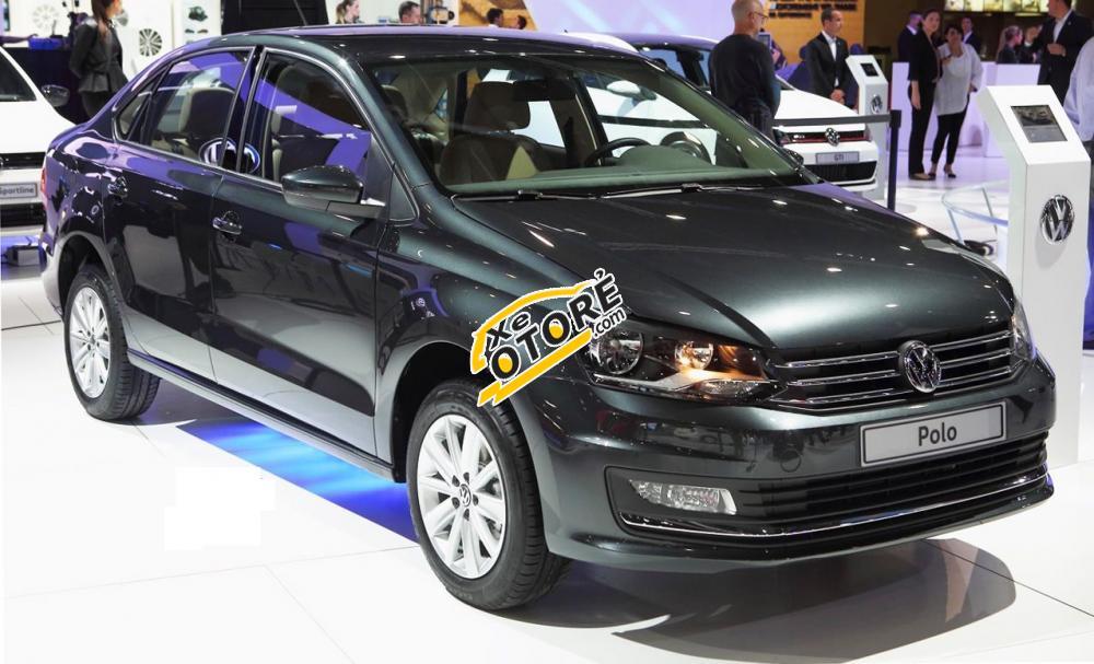 Volkswagen Polo Sedan thương hiệu Đức, nhập khẩu nguyên chiếc. Sở hữu ngay với mức ưu đãi tốt nhất