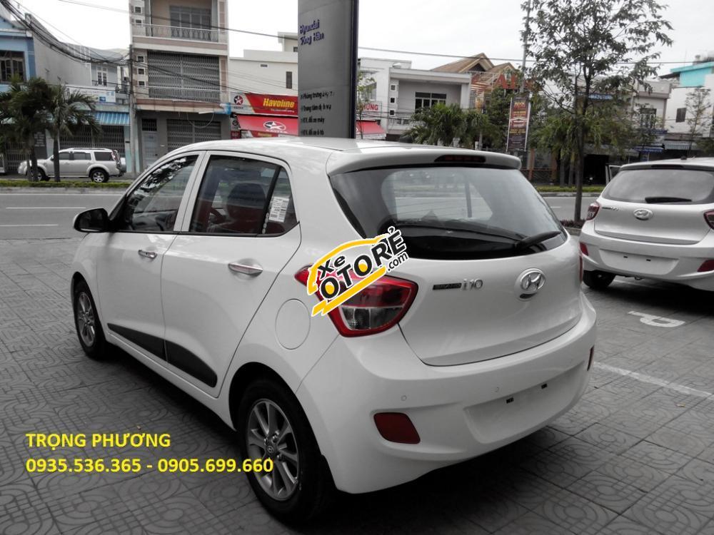 Khuyến mãi Hyundai Grand i10 2018 Đà Nẵng,LH: Trọng Phương - 0935.536.365 - hỗ trợ đăng ký Grab