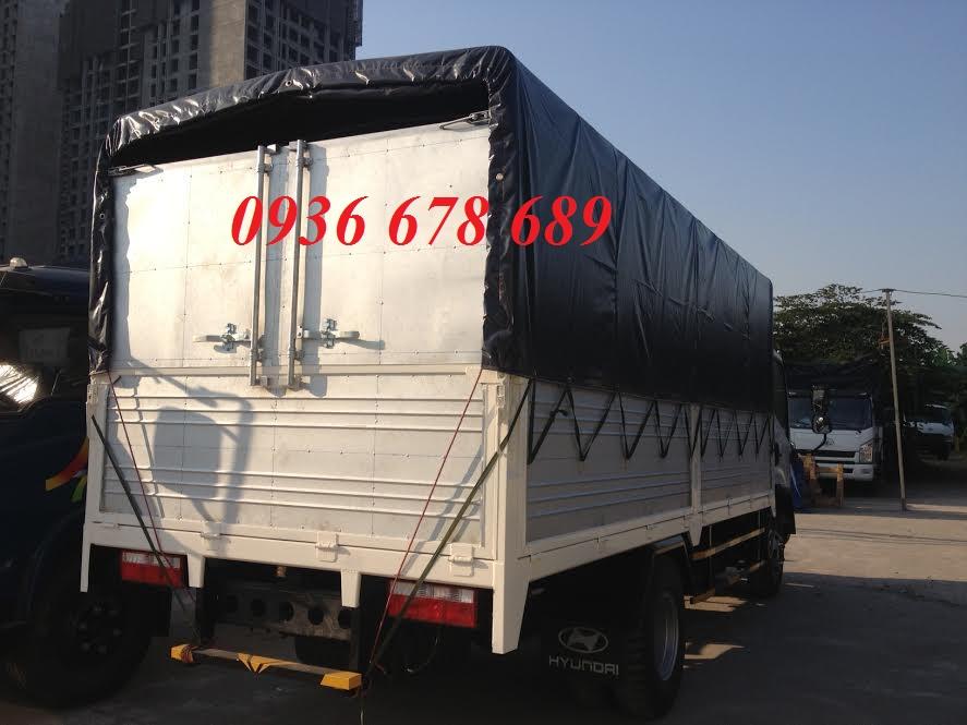 Bán xe tải Faw 6,95 tấn, thùng dài 5,1M, cabin Isuzu