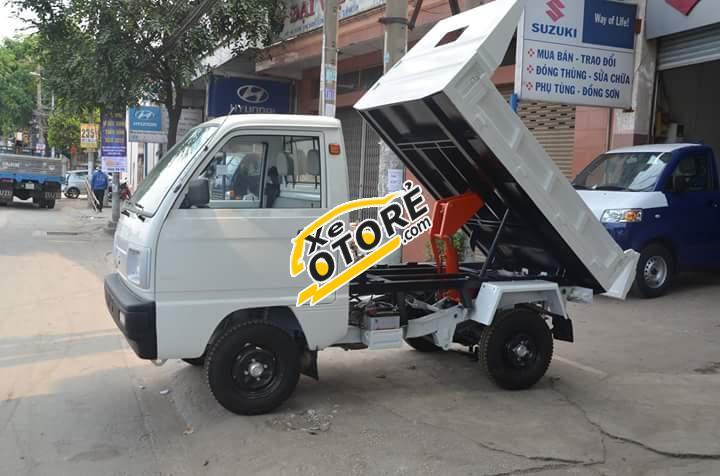 Bán xe tải Suzuki ben 500kg, giá tốt nhất miền Nam - LH: 0903.003.617